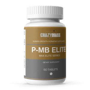 P-MB Elite Series - Mass Builder Supplement