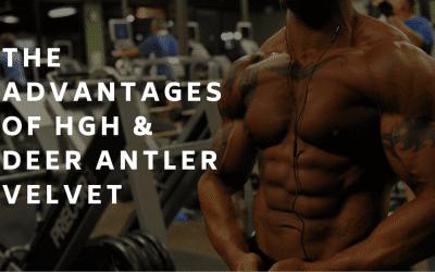 The Advantages of HGH and Deer Antler Velvet