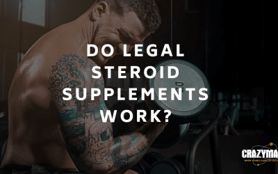 Do Legal Steroid Supplements Really Work?