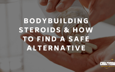 Bodybuilding Steroids & How To Find A Safe Alternative