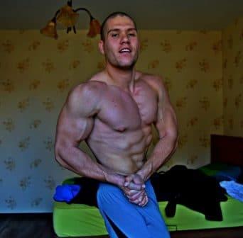 Slav Slavov - CrazyMass Bodybuilder