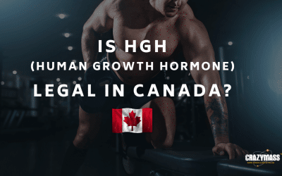 Is HGH (Human Growth Hormone) Legal In Canada?