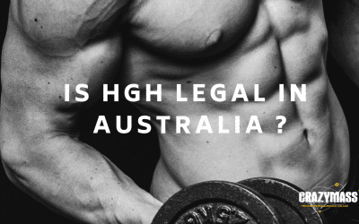 Is HGH (Human Growth Hormone) Legal in Australia?