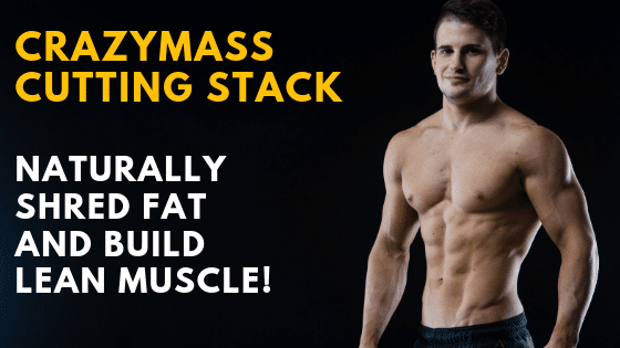 crazymass cutting stack supplement