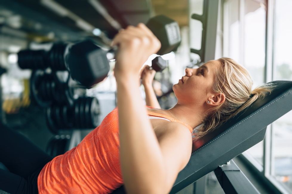 Incline Dumbbell Press: How-To Guide, Benefits & Muscles Worked